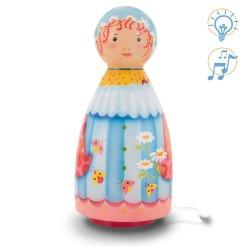 LAMPE MUSICALE - MARGUERITE