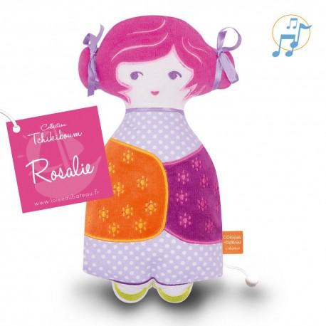 TCHIKIBOUM - ROSALIE ROSE